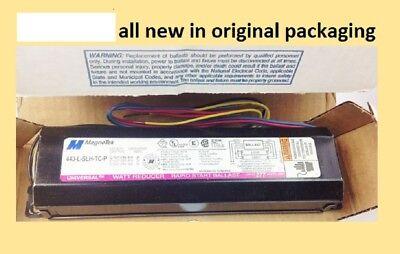 2 pack Magnetek 443-L-SLH-TC-P Rapid Start 277-Volt Ballast for 2 F40T12 Lamp