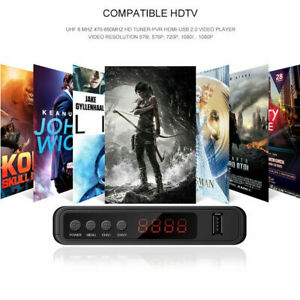 DVB-T/T2 HD Smart TV Box Set Top Terrestrial Digital Receiver Media Player XX - Flensburg, Deutschland - DVB-T/T2 HD Smart TV Box Set Top Terrestrial Digital Receiver Media Player XX - Flensburg, Deutschland