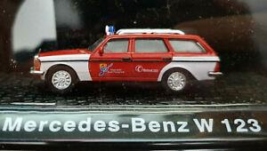 Mercedes-Benz-W-123-Vigili-del-Fuoco-Scala-1-72-Die-Cast-Atlas