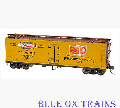 Clever Intermountain 47738-03 Ho Fairmont Creamery 40ft Wood Refer 30168 Toys & Hobbies Model Railroads & Trains