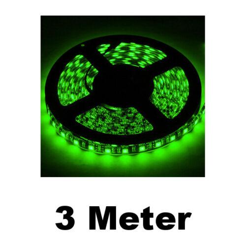 0,5m-3m LED RGB 60LEDs//m 5050 Streifen Strip Leiste Lichterkette Licht mit USB