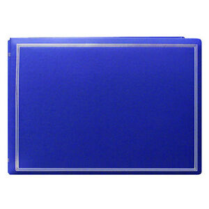 Pioneer Jmv 207 Adhesive Magnetic Photo Album Bay Blue Same
