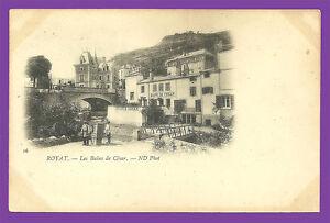 CPA-63-ROYAT-Les-Bains-de-Cesard