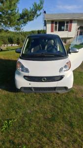 2013 Smart Car Fourtwo
