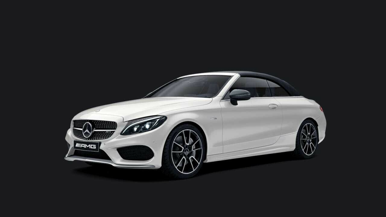Mercedes C43 3,0 AMG Cabriolet aut. 4Matic 2d - 5.188 kr.