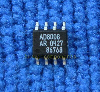 1PCS//5PCS AD8008AR AD8008 Ultralow Distortion High Speed Amplifiers SOP8