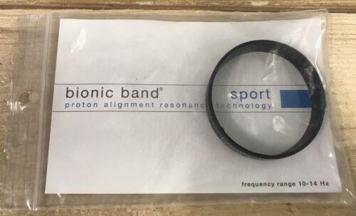 Bionic Band sport PROTON Alignement Resonance Technology Bracelet Bracelet Neuf!!!
