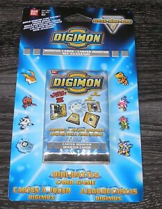 Digimon-Karten-Booster-Serie-1-Deutsch-TCG-Trading-Cards-Karte-Deutsche-Edition