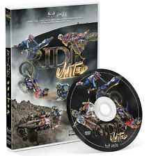 Ride United DVD Brand New Motocross Motorcycle Dirt Bike Movie