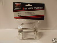 Rotisserie Meat Forks Large 3/8 Spit Bushing For Gas Or Charcoal Grilling Mh-2b