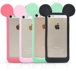 For iPhone SE 5S Soft Silicone Rubber BUMPER Skin Case ...Iphone 5s Rubber Bumper