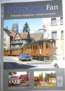 IV-2017-Schmalspur-Fan-Feldbahnen-Vorbild-Modell-Frauenfeld-Will-Bahn