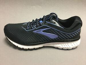 DNA Loft Dämpfung schwarz blau Running Laufschuh BROOKS® Ghost 12 Damen