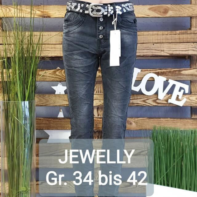 Please Jeans Boyfriend Jeans »P06D« mit besonderer Knopfleiste online kaufen | OTTO
