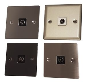 Volex-TV-Coax-Wall-Socket-Faceplate-Television-Panel-Co-Axial-Aerial-Cable