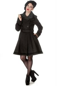 Grey de veste Bunny Millie Grande Rockabilly Alternative mariniᄄᄄre Hell thBoQdsxrC