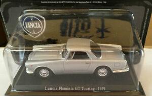 DIE-CAST-034-LANCIA-FLAMINIA-GT-TOURING-1959-034-TECA-RIGIDA-BOX-2-SCALA-1-43