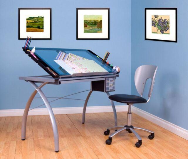 Draft Craft Studio Design Drafting Drawing Table Station Adjustable Art  Futura