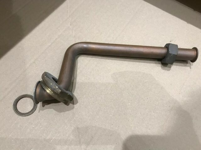 Worcester 24i RSF or 28i RSF Pump Outlet Pipe Manufacturer Code 87161209680