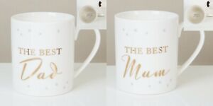 Pregnancy New Baby Announcement The Best Mum Dad Is Going To Be Mugs Gift Boxed