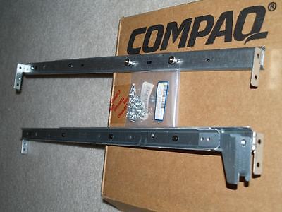 HP Compaq DL380 G2 2U SANWORKS Accuride Rack Slide Rail Inner Rails Left /& Right