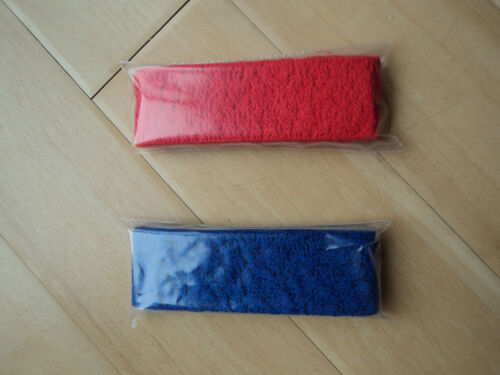 6 x Badminton Towelling Grips great value and freepost various colours