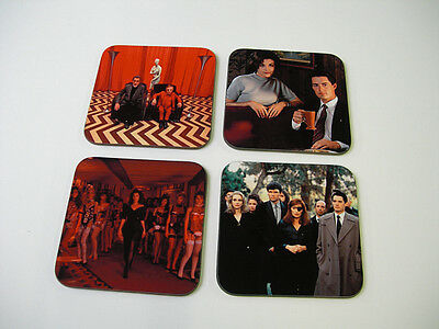 Twin Peaks TV Series COASTER Set