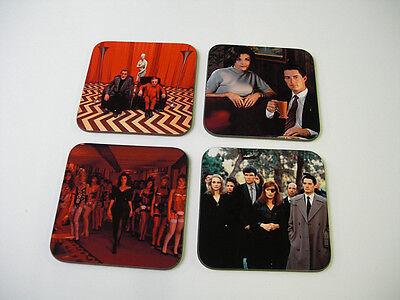 Twin Peaks TV Series COASTER Set