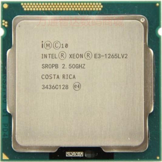 Free Shipping Intel Xeon E3-1265LV2 2.5GHz Quad-Core E3 1265L V2