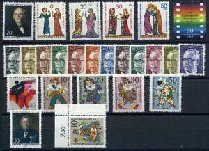 Berlin-Jahrgang-1970-postfrisch-MNH