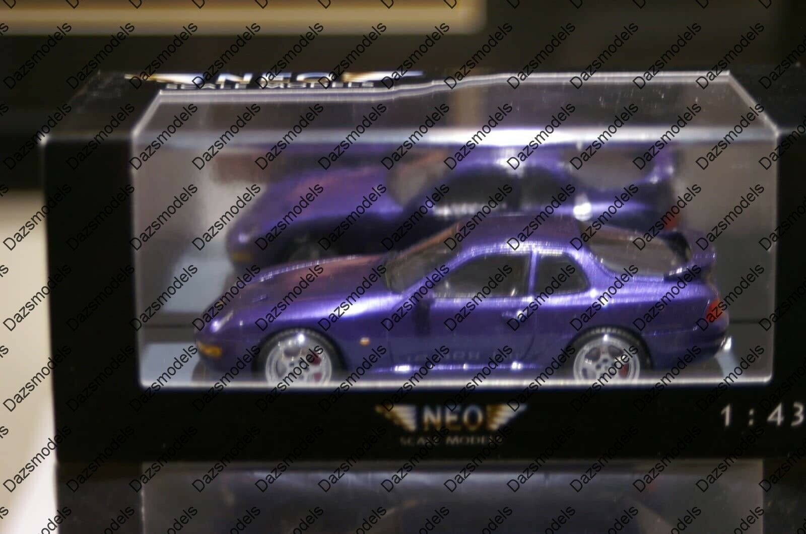 NEO Porsche 968 Turbo S lila NEO43835