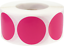 Circle-Dot-Stickers-1-Inch-Round-500-Labels-on-a-Roll-55-Color-Choices miniature 82