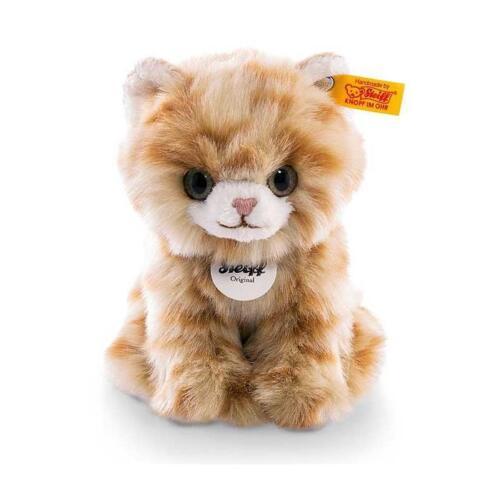 Steiff Lizzy Kitten with FREE Steiff gift box EAN 084027