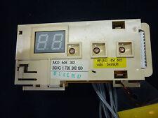 Bosch-Neff Geschirrspüler Display Uhr 546 302 BSHG 1738300180      -221-9401-