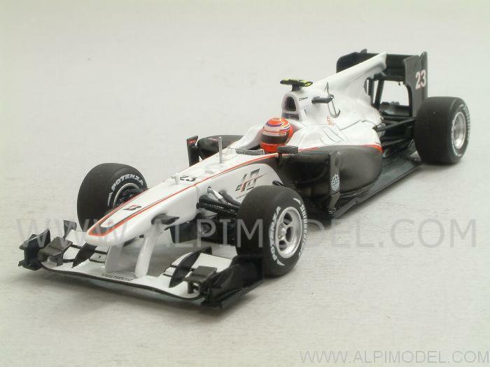 70% de descuento Sauber C29 GP GP GP Germany 2010 '40 Years Sauber' Kamui Ko 1 43 MINICHAMPS 410100123  60% de descuento