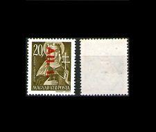 "1946. ,,AIJ""   Buchstaben I.. Pf **.Ungarn.Hungary.Hongrie.Hungria. 110€"