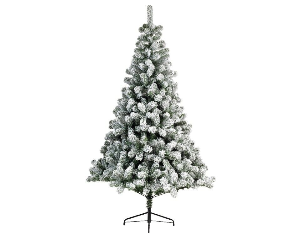 180cm 6ft Snowy Imperial Pine Artificial Christmas Tree
