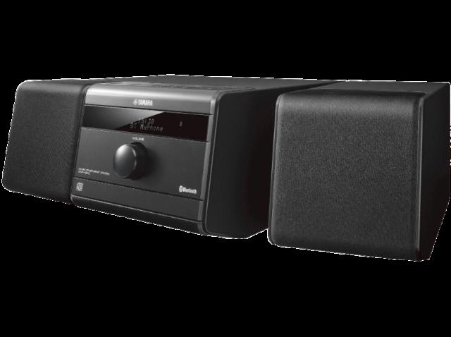 Microcadena - Yamaha MCR-B020 Negro, Bluetooh, lector de CD