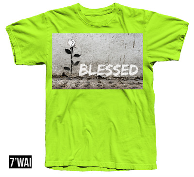 Blessed Og Shirt In Vapormax 95 Neon Air Max Air Volt Colorway