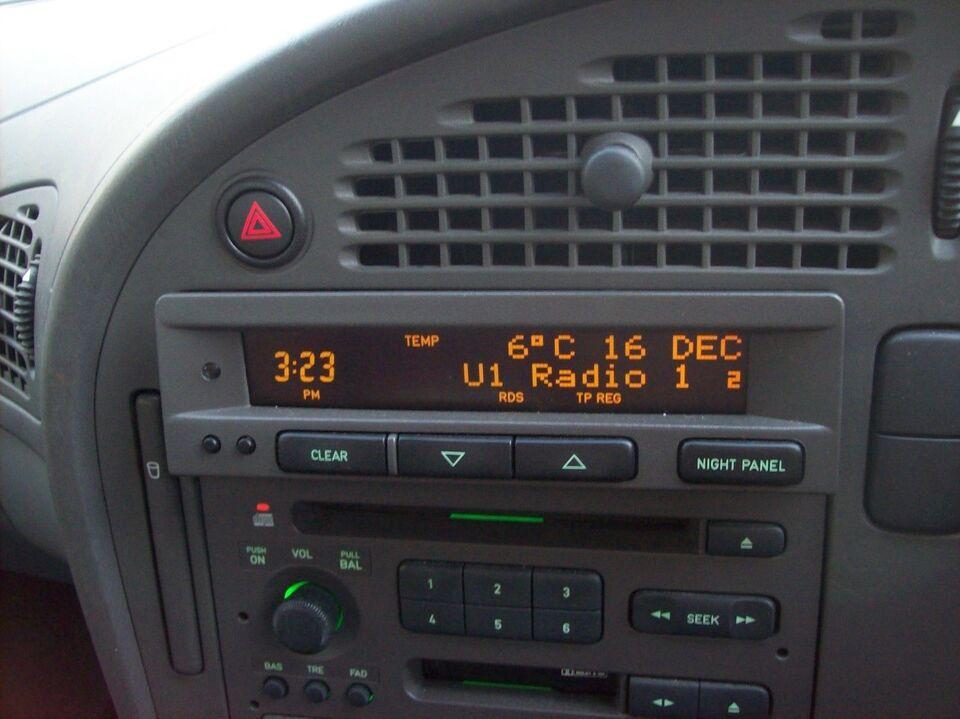 Elektriske Dele, Pixel fejl display SAAB 9/5-9/3, Saab