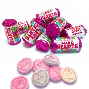 Swizzels love hearts   Beanstalk Single Mums