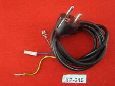 Stromkabel incl. 2 Temperaturfühler Delonghi Esam magnifica #KP-646