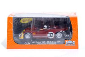 Slot-it-SICA11h-Alfa-Romeo-33-3-32-12h-Sebring-1971-CA11h-NEW-SEALED