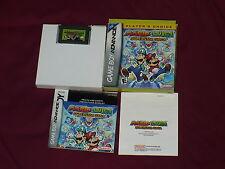 Mario & Luigi: Superstar Saga (Nintendo Game Boy Advance 2003) Complete Tested