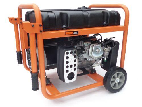 Knappwulf électricité Générateur 8300 Générateur de producteurs d/'électricité Générateur De Secours 230v+400v