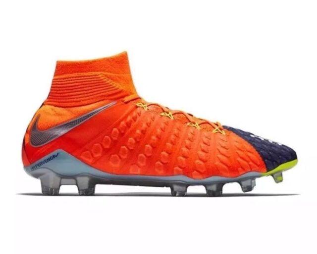 factory price 5d008 0dfb1 NIKE - 905274-408 - HYPERVENOM PHANTOM III DF FG - Men s Soccer Shoes -
