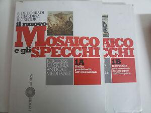 Mosaico E Gli Specchi.Dettagli Su Il Mosaico E Gli Specchi 1a 1b De Corradi Giardina Gregori Laterza