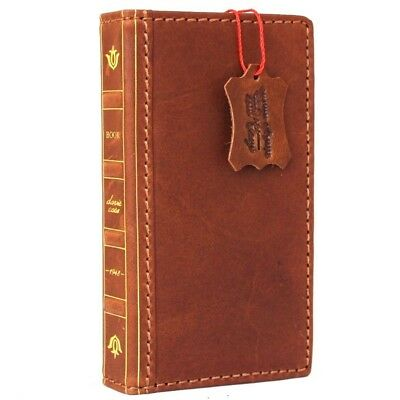 New Genuine Real Leather Case For Apple