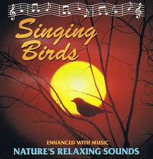 Singing Birds - Nature's Relaxing Sounds CD 1997 Vogelstimmen