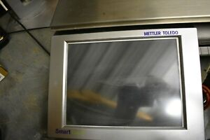 Mettler Toledo UC-CWM Touchscreen Counter Scale with Customer display